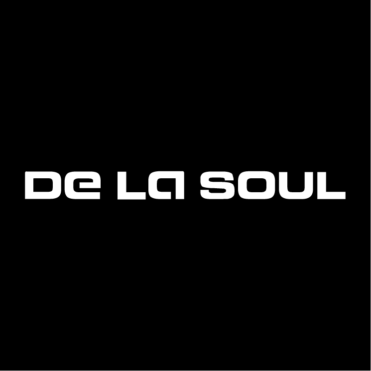 free vector De la soul