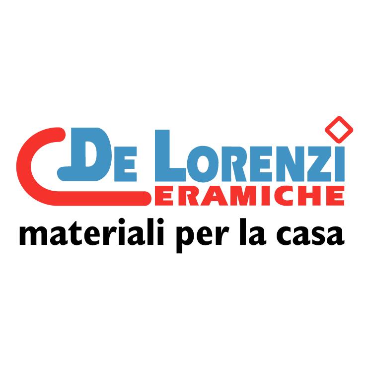 free vector De lorenzi ceramiche