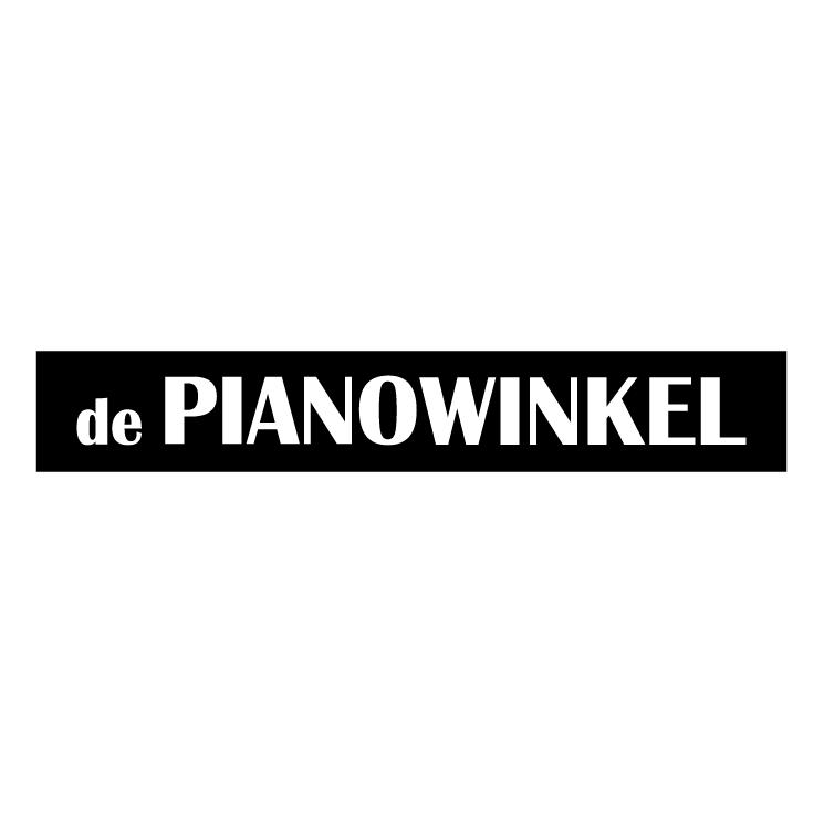 free vector De pianowinkel