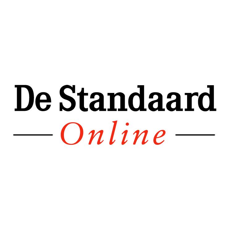 free vector De standaard online