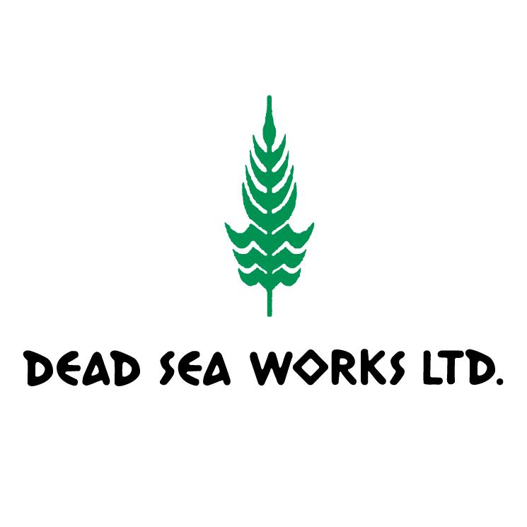 free vector Dead sea works