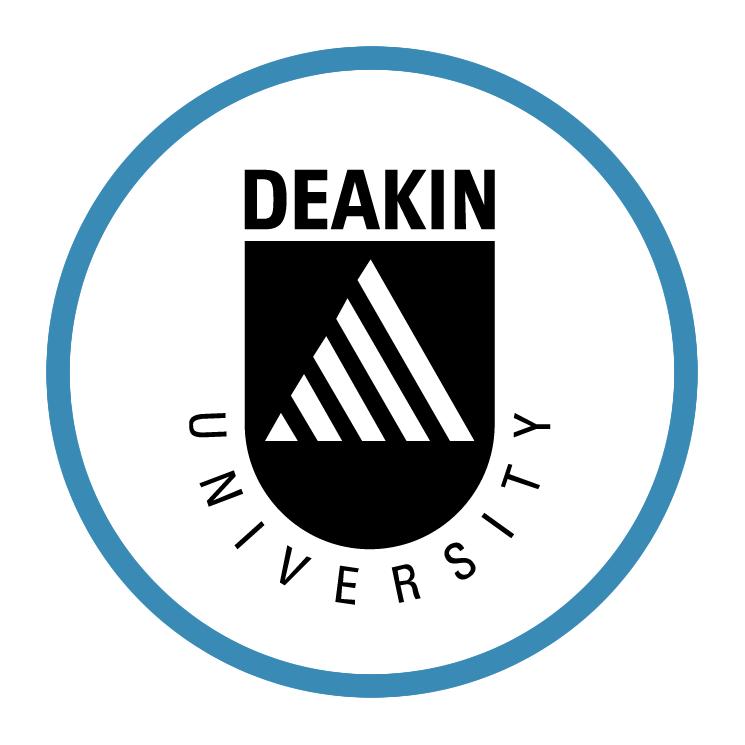 free vector Deakin university