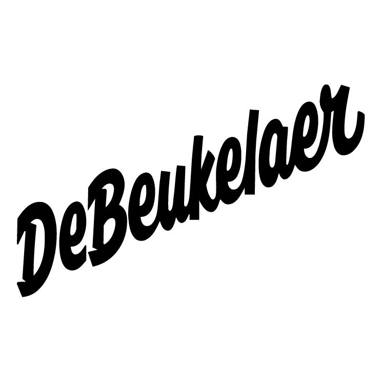 free vector Debeukelaer