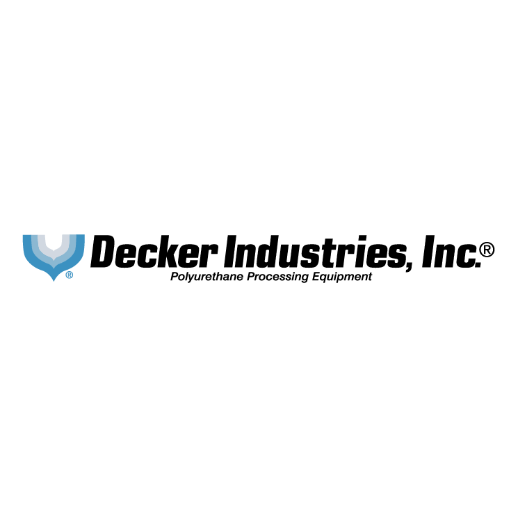 free vector Decker industries