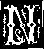 free vector Decorative Letter Set N clip art