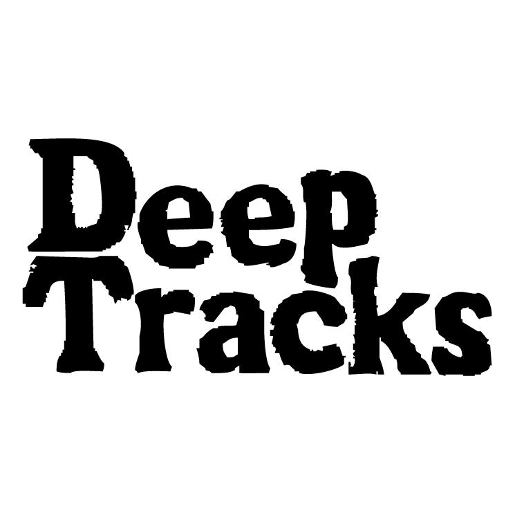 free vector Deep tracks