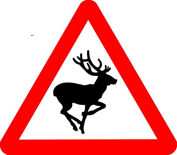 free vector Deer Area clip art
