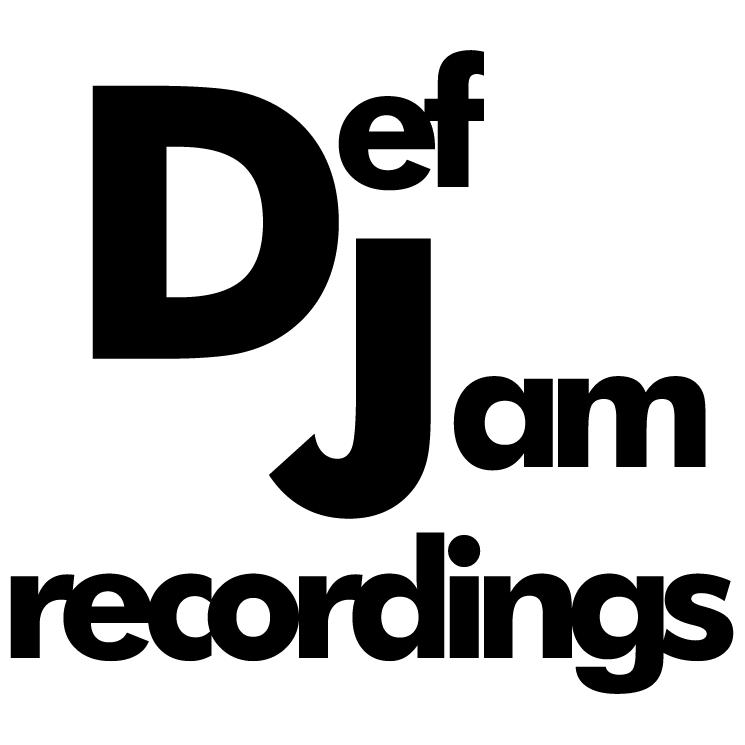 free vector Def jam recordings