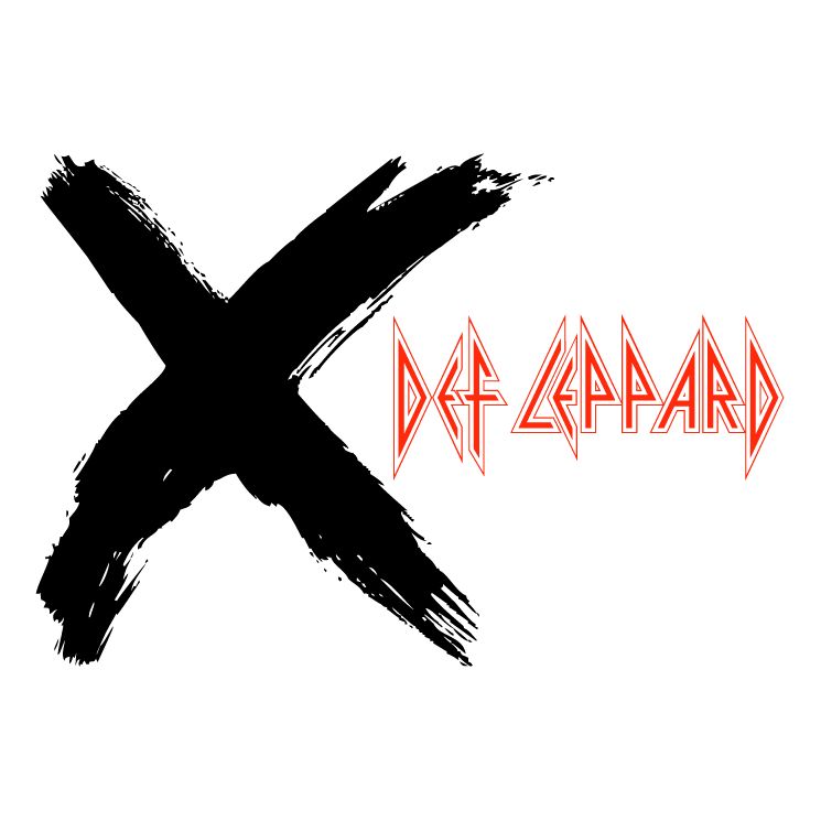 free vector Def leppard 0