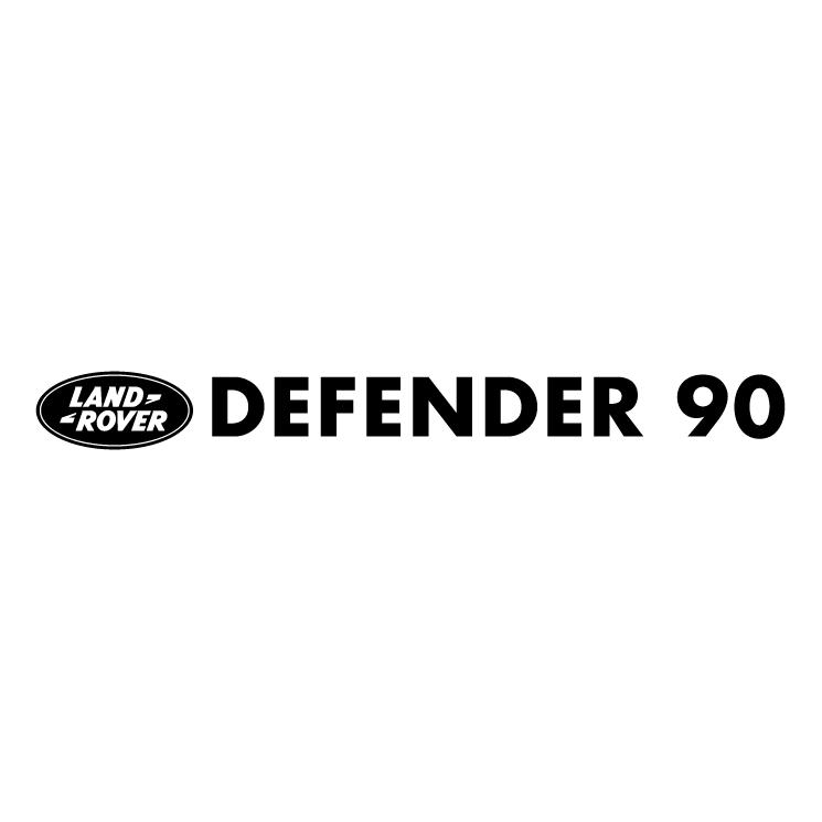 free vector Defender 90