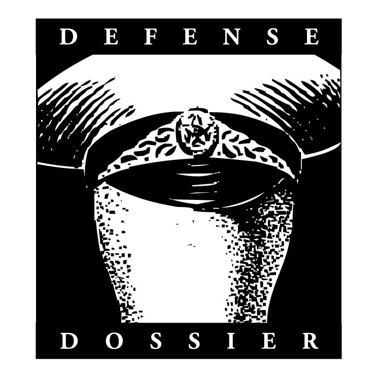 free vector Defense dossier