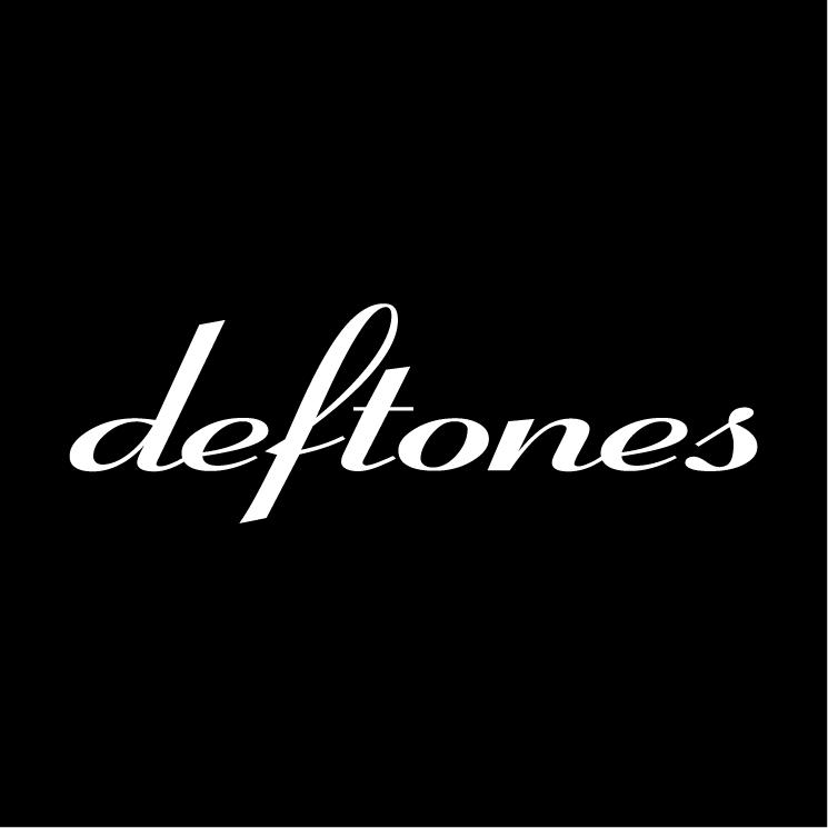 free vector Deftones 0