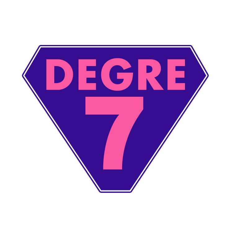 free vector Degre 7
