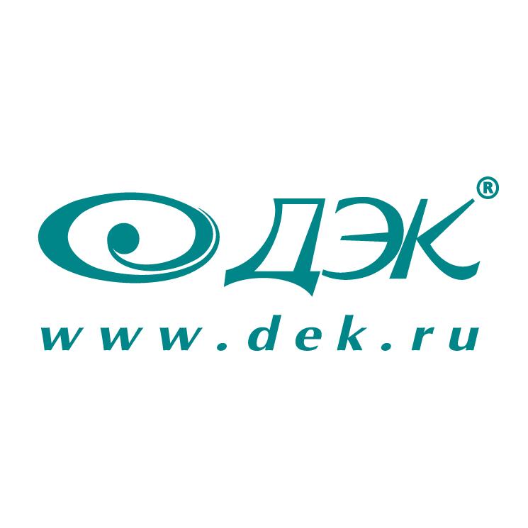 free vector Dek corporation