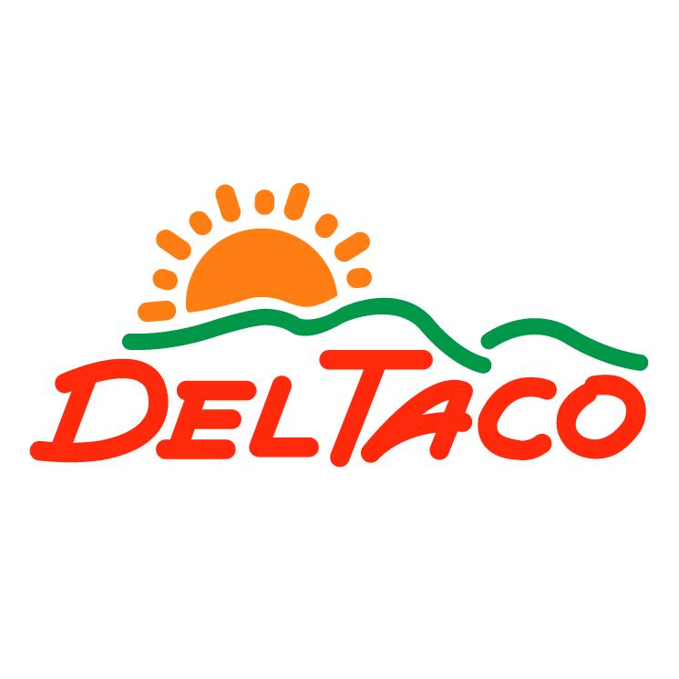 free vector Del taco 0