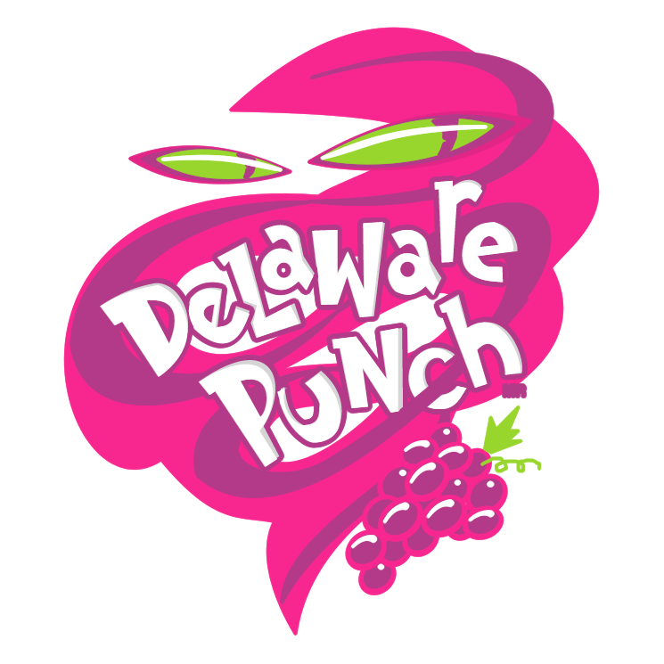 free vector Delaware punch