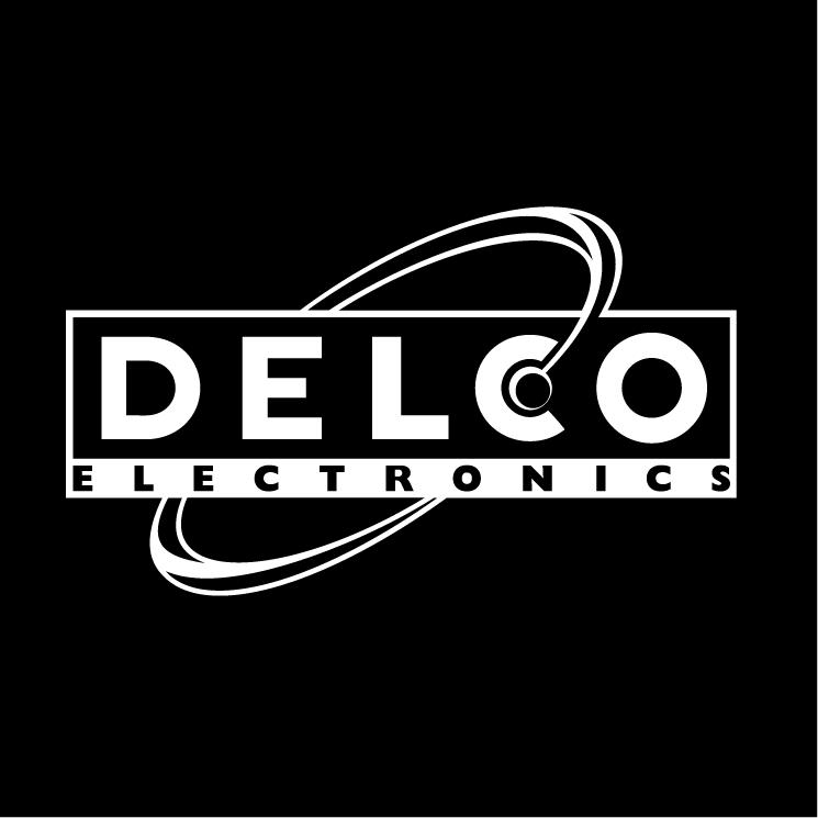 free vector Delco electronics 1