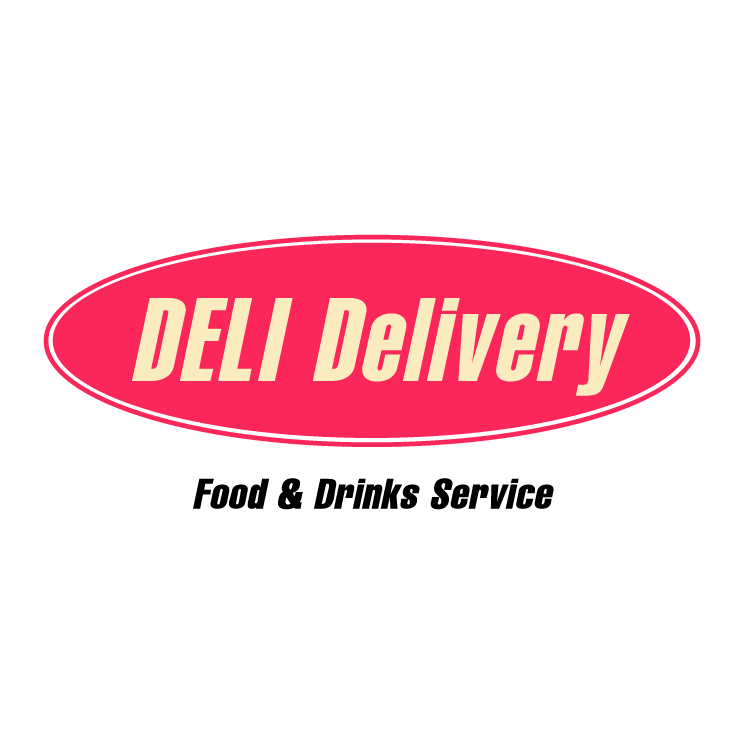 free vector Deli delivery