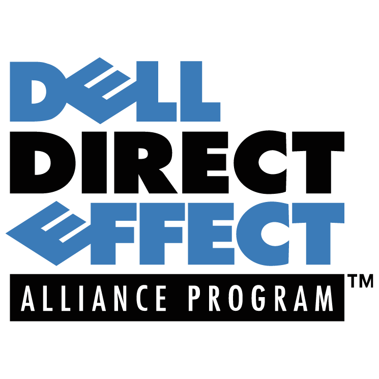 free vector Dell direct effect