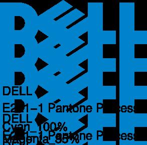 free vector DELL logo2