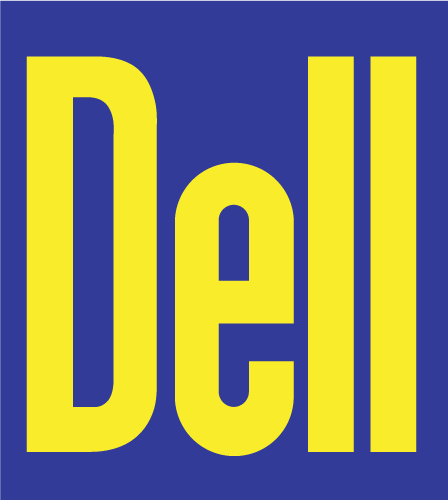 free vector Dell logo3