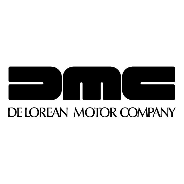 free vector Delorean motor company