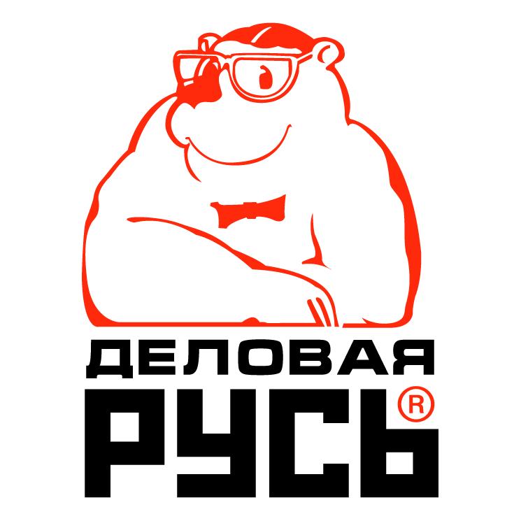 free vector Delovaya rus