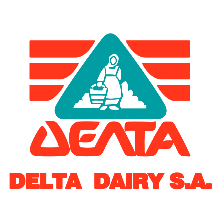 free vector Delta dairy sa
