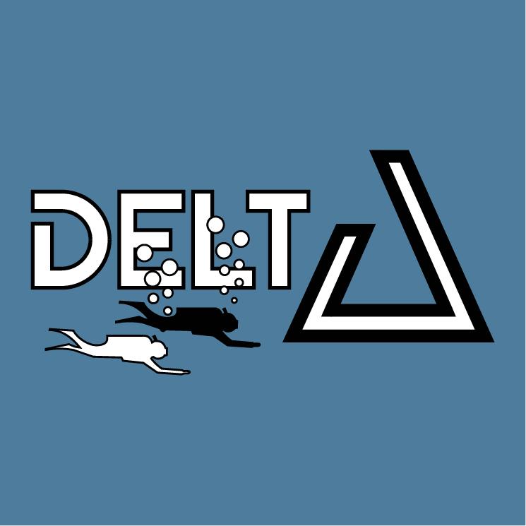 free vector Delta duikteam