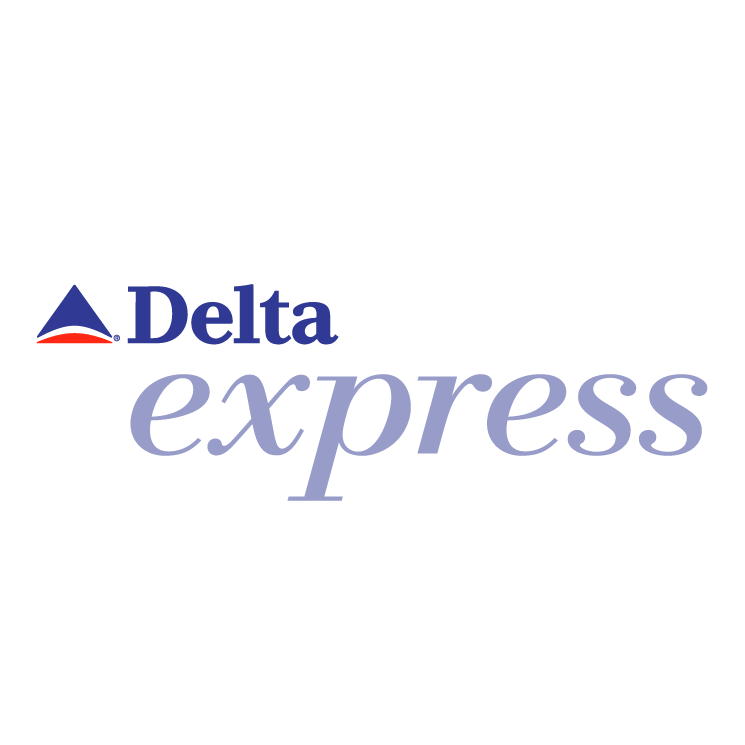 free vector Delta express 0