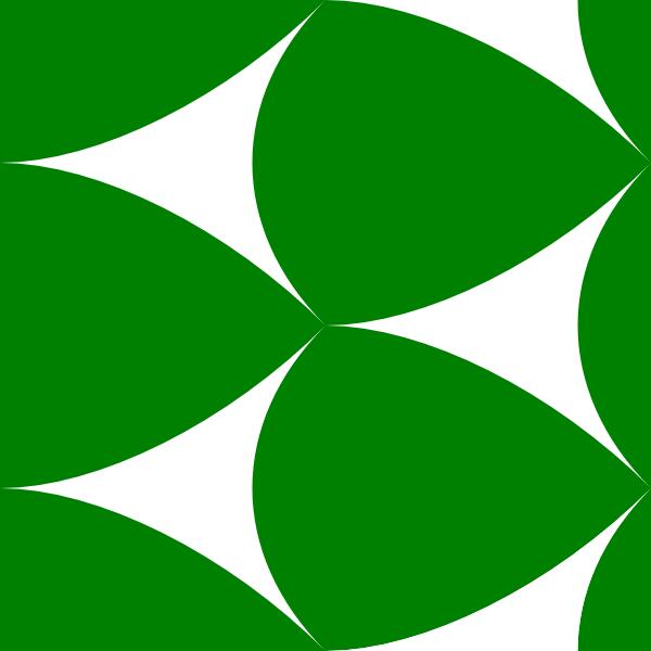free vector Deltoids 3 Pattern clip art