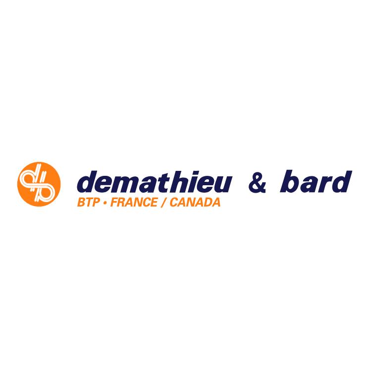 free vector Demathieu bard