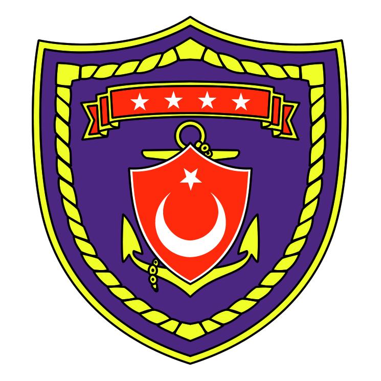 free vector Deniz kuvvetleri komutanligi