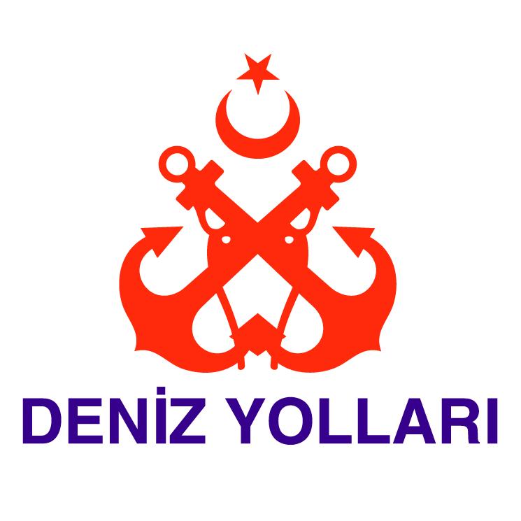 free vector Deniz yollari