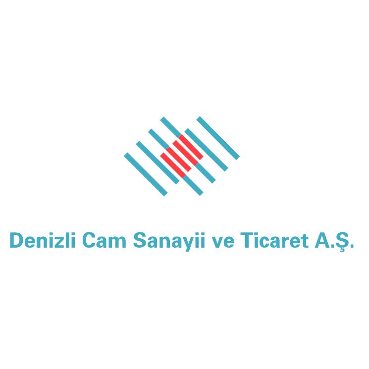 free vector Denizli cam sanayii