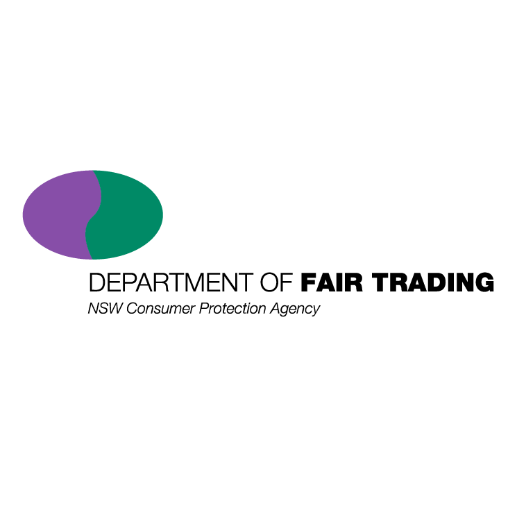 free vector Department of fair trading