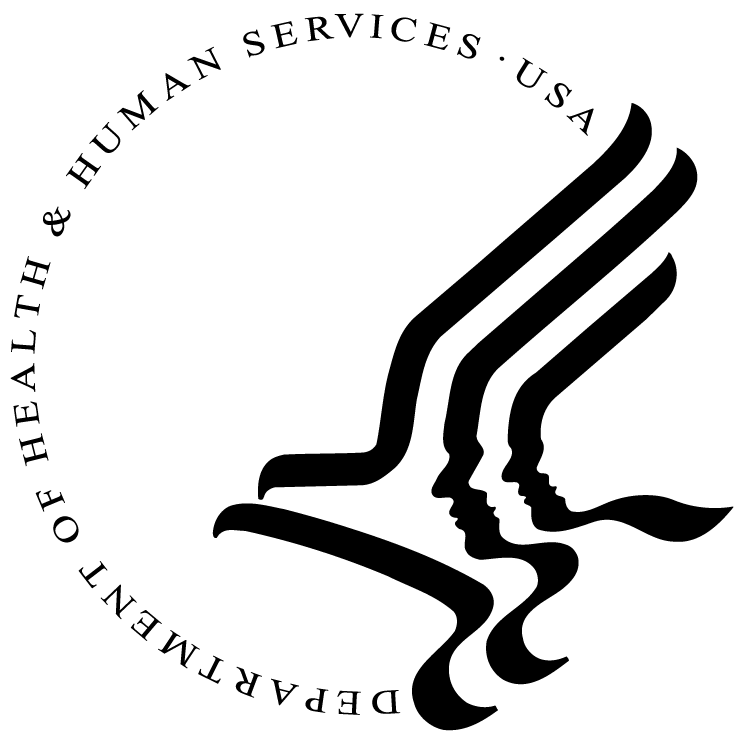 free vector Department of health human services usa