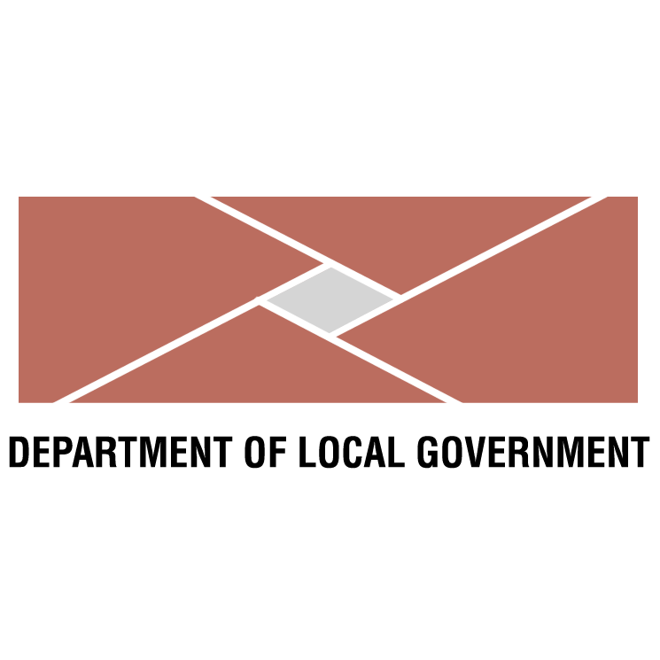 free vector Department of local goverment