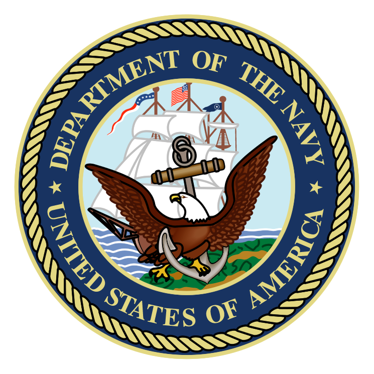 department of the navy free vector 4vector rh 4vector com navy logo vector art navy logo vector art