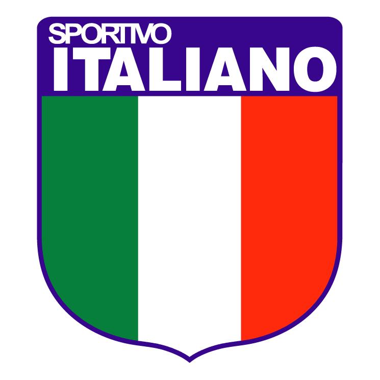 free vector Deportivo italiano 0