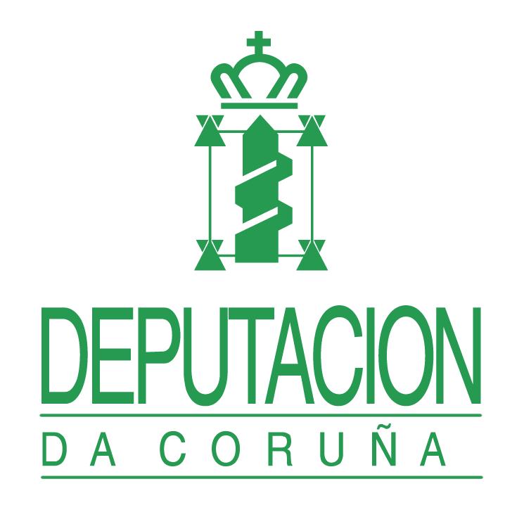 free vector Deputacion da coruna