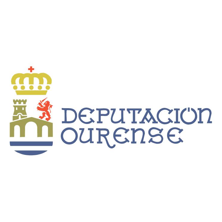 free vector Deputacion ourense