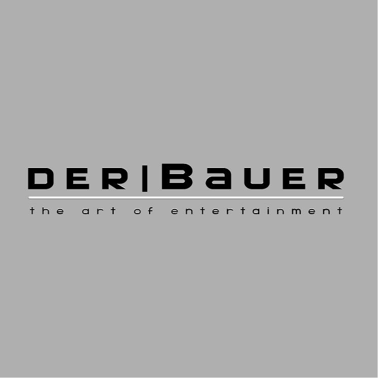 free vector Der bauer