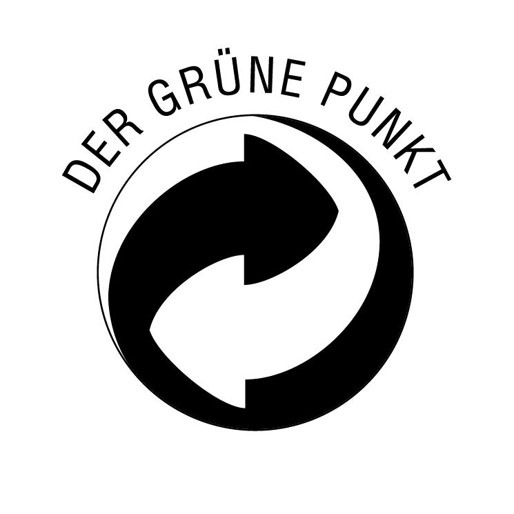 free vector Der grune punkt 0