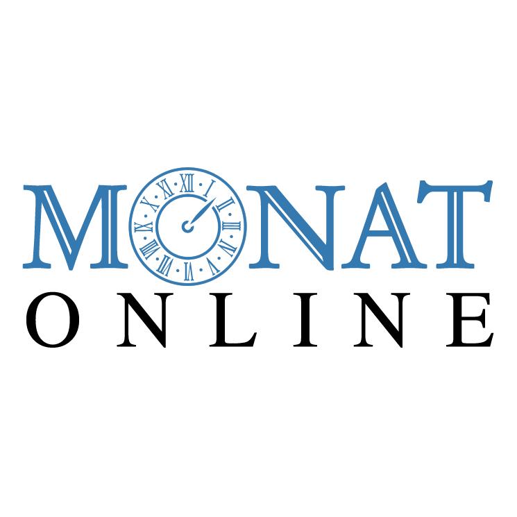 free vector Der monat online