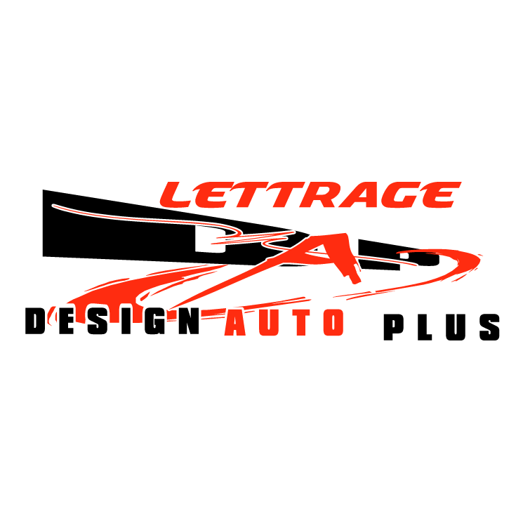 free vector Design auto plus