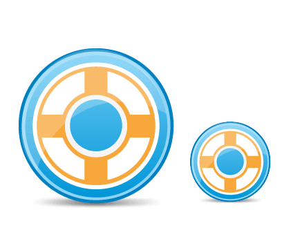 free vector Design Float Icon