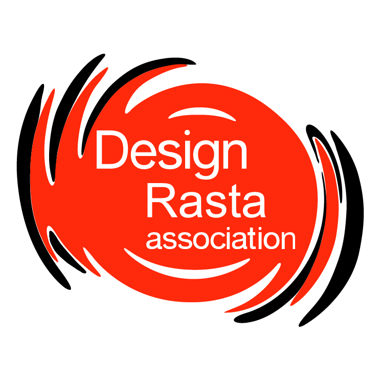 free vector Design rasta association