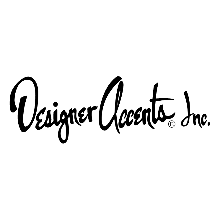 free vector Designer accents inc