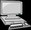 free vector Desktop Computer clip art